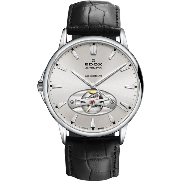 Edox Les Bemonts Open Vision Automatic 85021 3 AIN