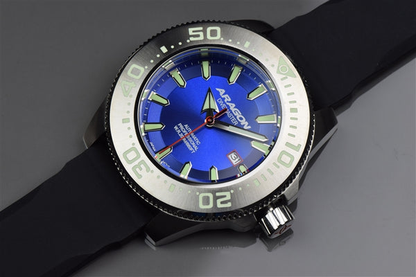 ARAGON Divemaster NH35 45mm A068BLU
