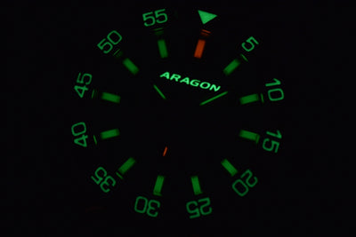 ARAGON Charger 50 T100 Flat Tube Automatic A147BLK