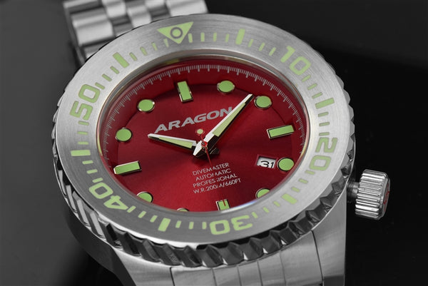 ARAGON Divemaster EVO 45mm A264RED