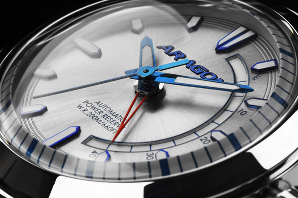 ARAGON Antigravity Power Reserve 50mm A281SLV