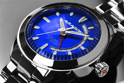 ARAGON Antigravity Power Reserve 45mm A282BLU