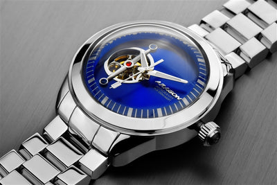 ARAGON Antigravity Open Heart 50mm A287BLU