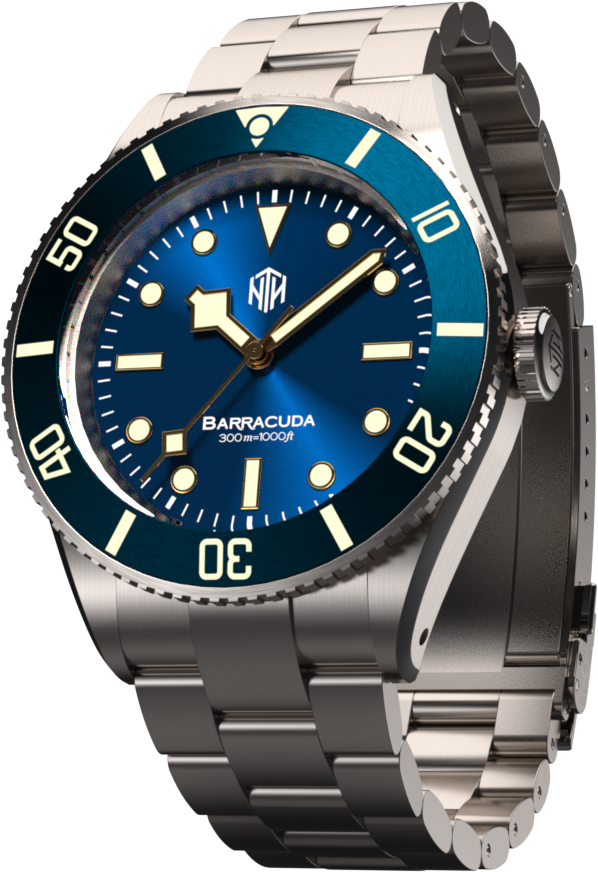 NTH Barracuda Blue No Date