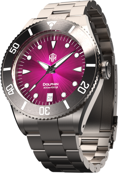 NTH Dolphin Magenta Date