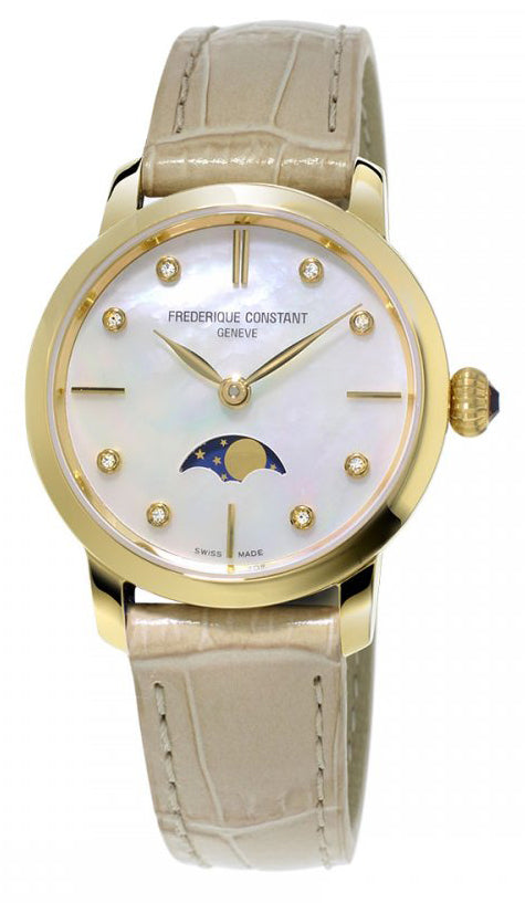 Frederique Constant Slimline Moonphase FC-206MPWD1S5