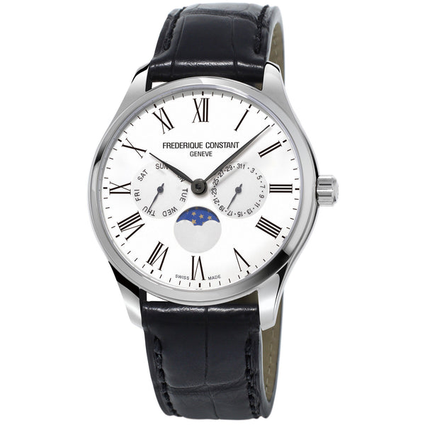 Frederique Constant Classics Moonphase FC-260WR5B6