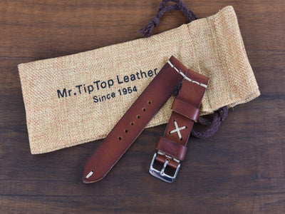 Mr. TipTop Straps Brown 20mm MRT021