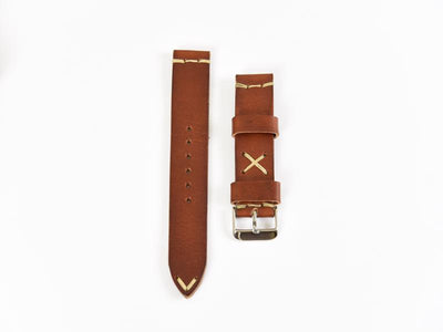 Mr. TipTop Straps Brown 22mm MRT022