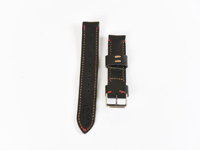 Mr. TipTop Straps Black 22mm MRT032