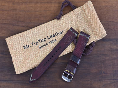 Mr. TipTop Straps Brown 21mm MRT040