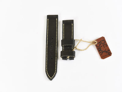 Mr. TipTop Straps Black 24mm MRT052