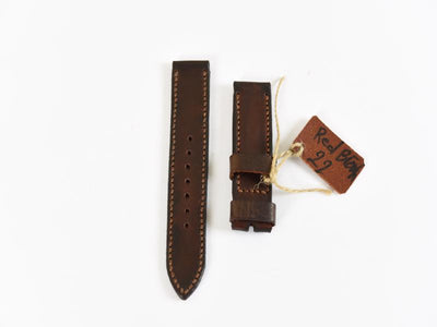 Mr. TipTop Straps Brown 22mm MRT053