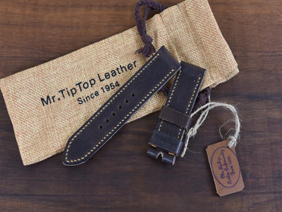 Mr. TipTop Straps Brown 24mm MRT058