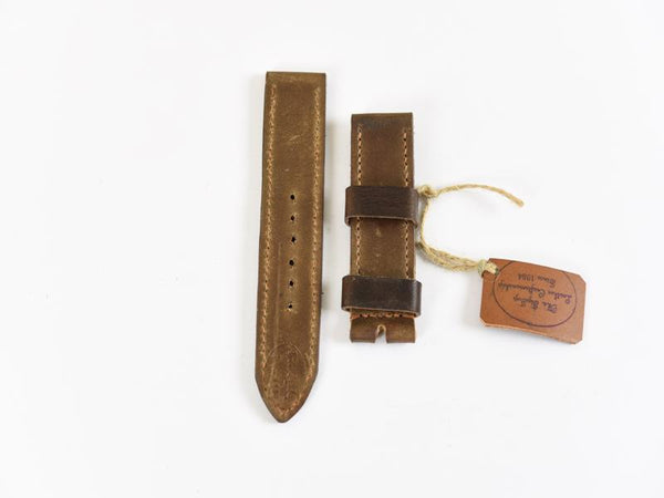 Mr. TipTop Straps Brown 24mm MRT061