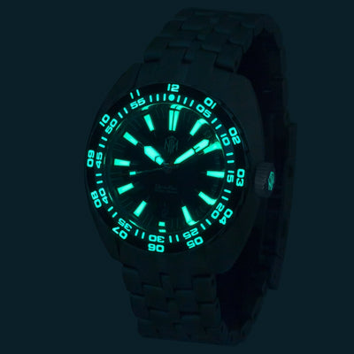 NTH DevilRay Turquoise Date