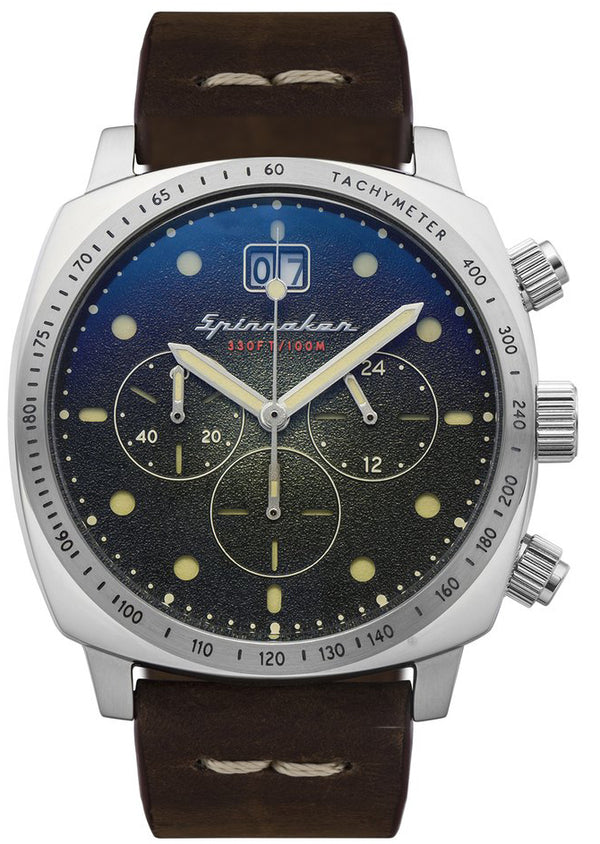 Spinnaker Hull Chronograph SP-5068-02