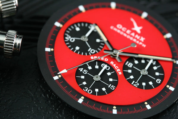 OceanX Speed Racer Chronograph SRS114