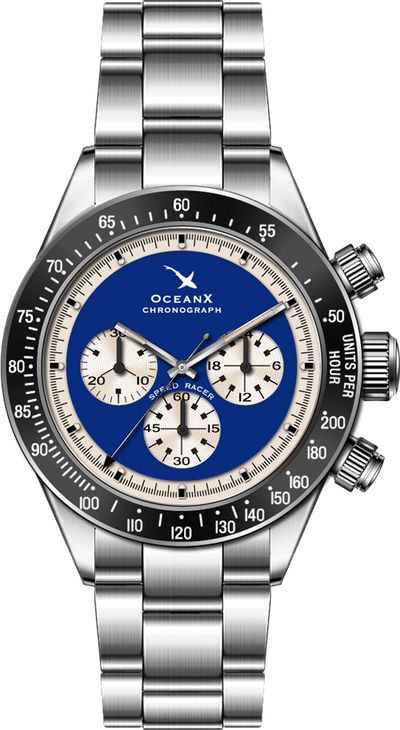 OceanX Speed Racer Chronograph SRS115