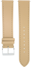 Junghans Sand Leather Strap 20mm