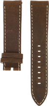 Alpina 21mm Leather Strap