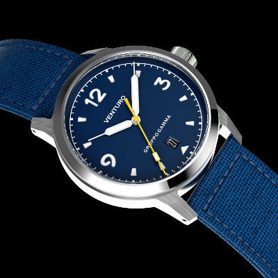 Venturo Field Watch #1 Blue