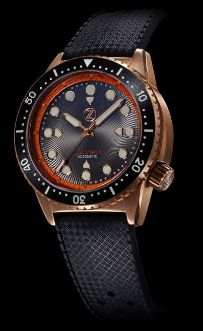 Zelos Great White Bronze Orange