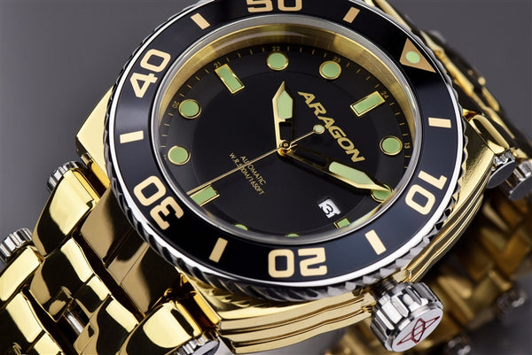 ARAGON Millipede Automatic A095BLK