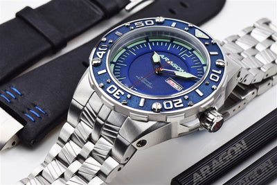 ARAGON Enforcer NH36 A167BLU