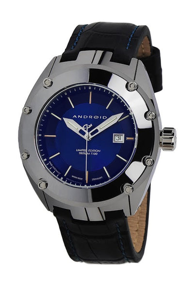 ANDROID Virtuoso Tungsten T100 Swiss Automatic LE AD622ABU