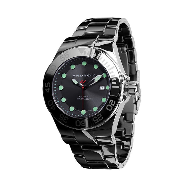 ANDROID Hercules Tungsten Automatic 48mm AD725AK