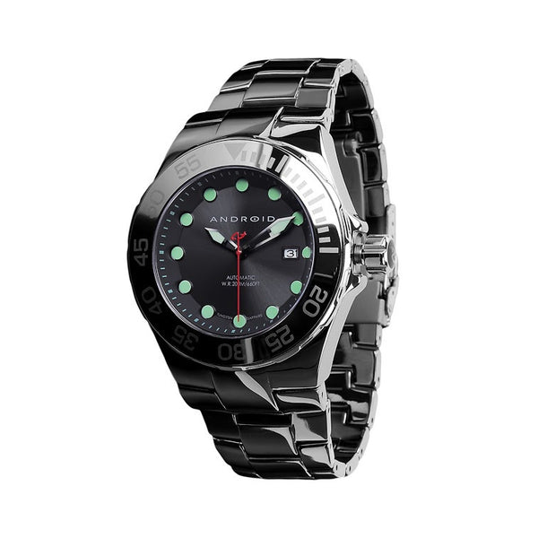 ANDROID Hercules Tungsten Automatic 44mm AD726AK