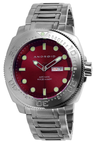 ANDROID Parma 52 Automatic Day/Date AD773BR