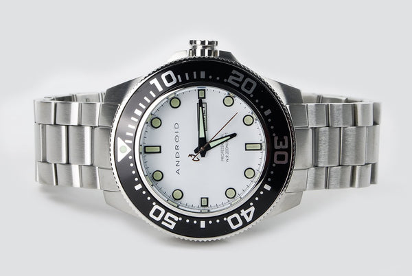 ANDROID Divemaster 200 50mm Automatic AD813BW