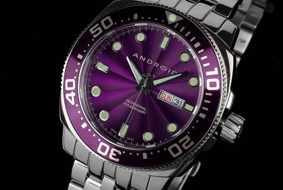 ANDROID Divemaster Parma 200 Automatic AD836APU