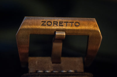 Zoretto Indy Green Dial