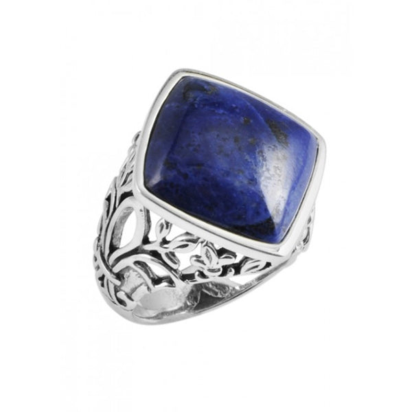 Barse Diamond Dumortierite Ring