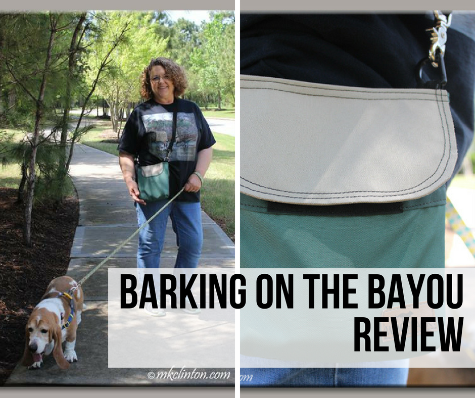 Barking About the WoofPack Dog Accessory Bag