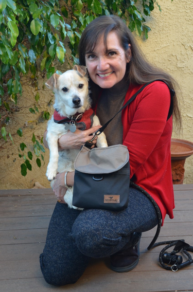 Meet Marlene Casillas Winner of the WoofPack Giveaway
