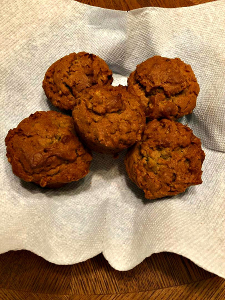 "Yummy Peanut Butter ""Pupcakes"" Recipe"