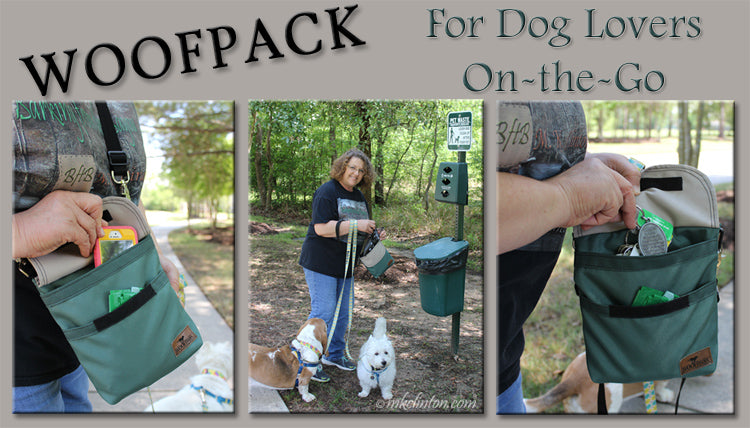 WoofPack for the Dog Lover On-the-Go!