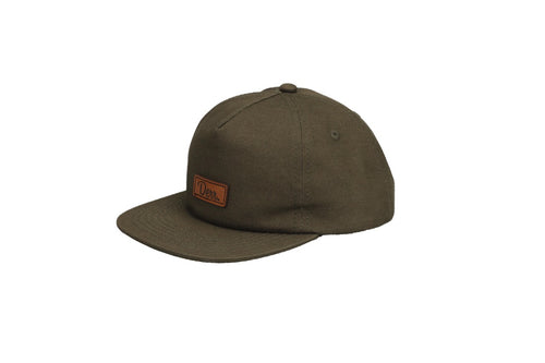 Ollie 5 Panel Baby Snapback Hat