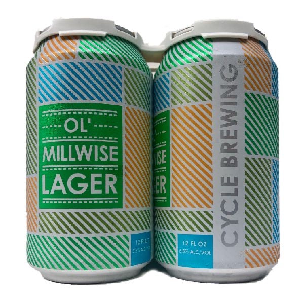 Ol' Milllwise Lager 6 Pack