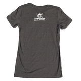 CB Logo T-Shirt  | Women's Charcoal