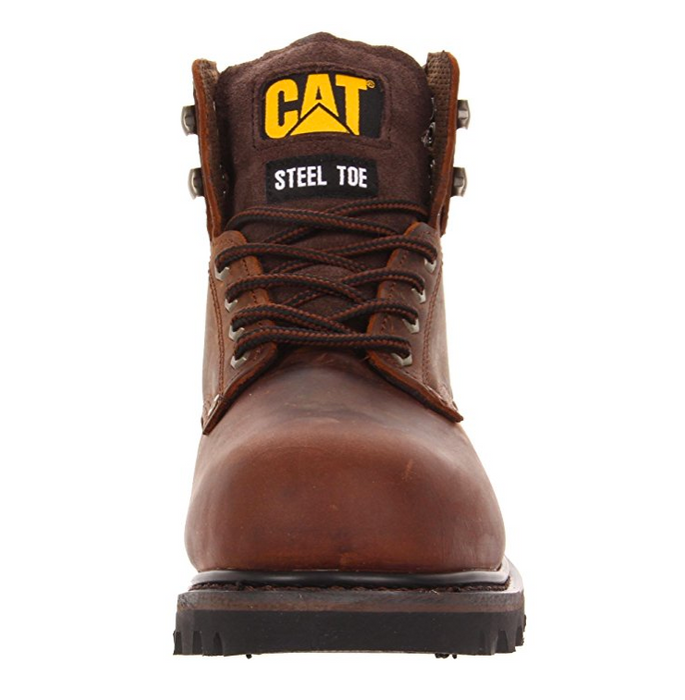Second Shift Work Boot for Men by Caterpillar - Steel Toe