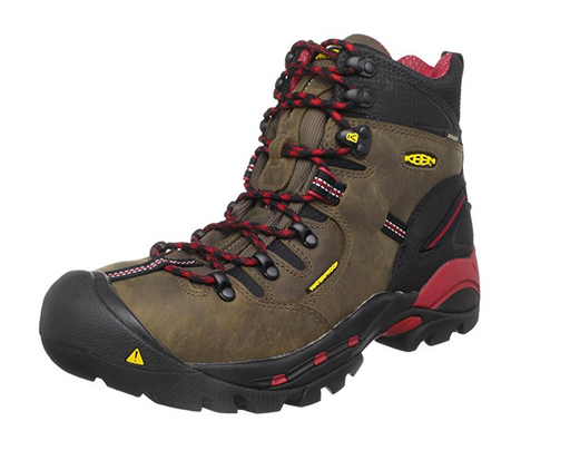 Men's Pittsburgh Work Boot by KEEN Utility - Steel Toe