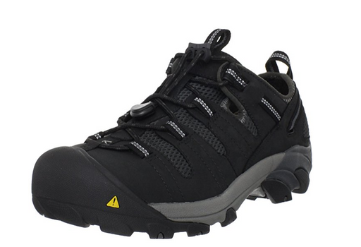 Men's Steel Toe Work Shoe by KEEN Utility - Atlanta Edition
