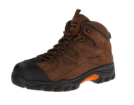 Men's Hudson Work Boot by Wolverine