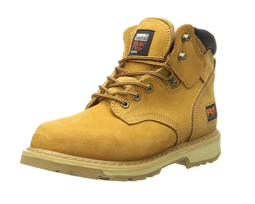 Men's Pitboss Work Boot by Timberland PRO - 6 Inch Soft Toe