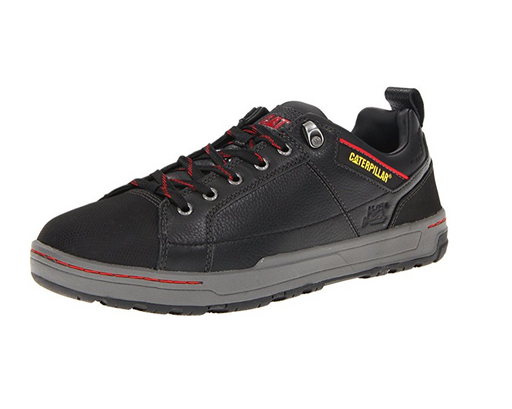 Men's Steel Toe Work Shoe by Caterpillar - Brode Edition